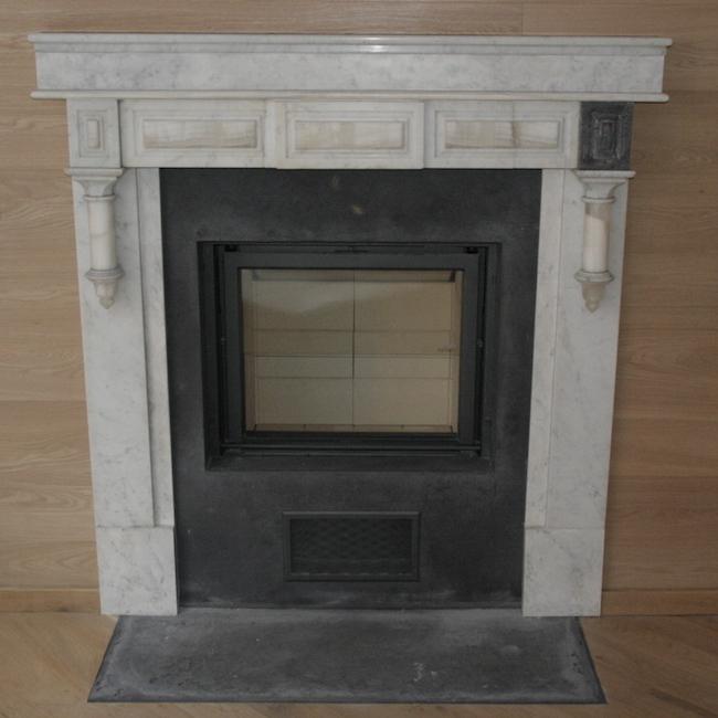 Aménagement de cheminée